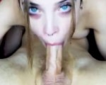 Daily oral creampie