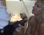 Small hot wife with BBC