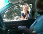 Pregnant hooker only swallows